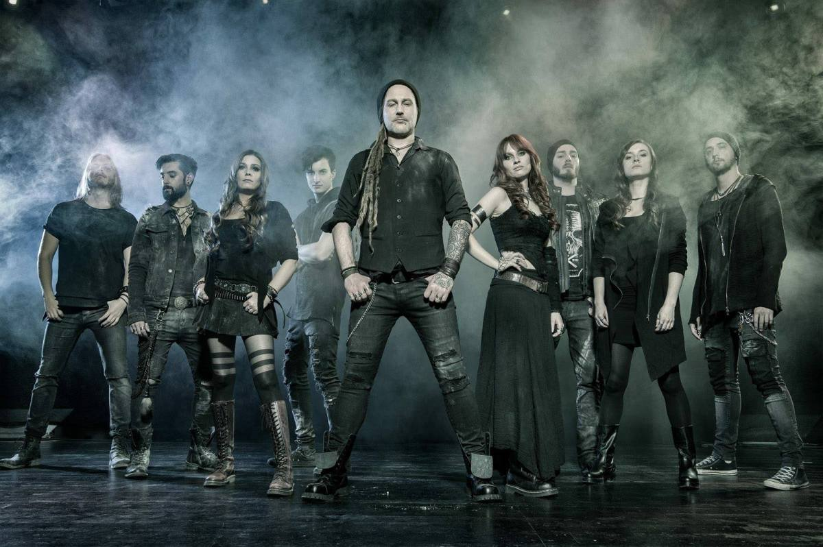 "Eluveitie announce a new album ""Ategnatos"""