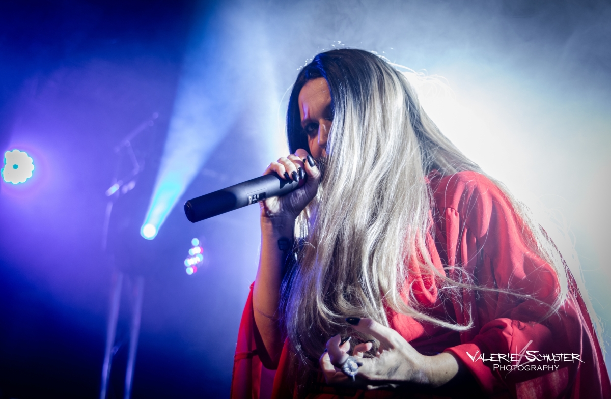Lacuna Coil: Munich, DE (November 13, 2018) - In Pictures