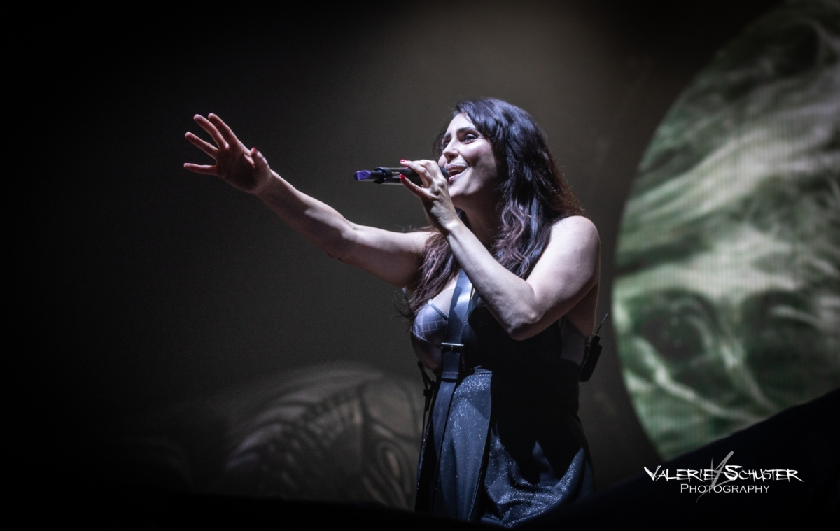 Within Temptation - masters of live performances
