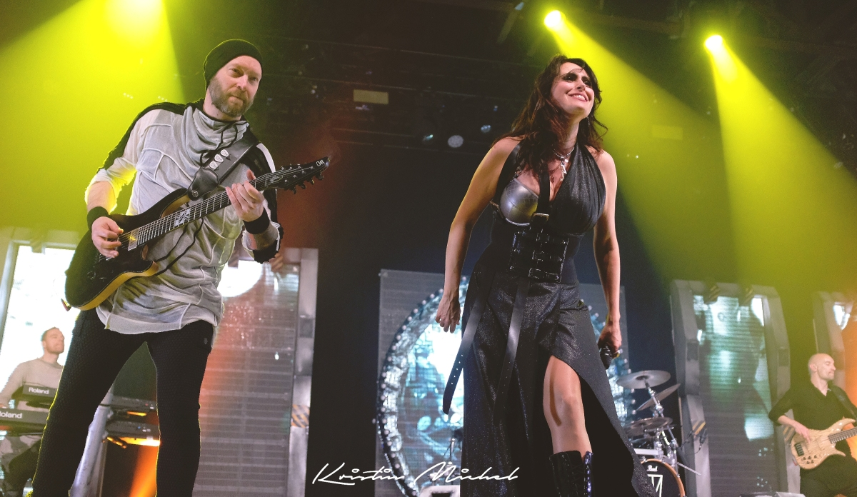 Within Temptation's return to North America