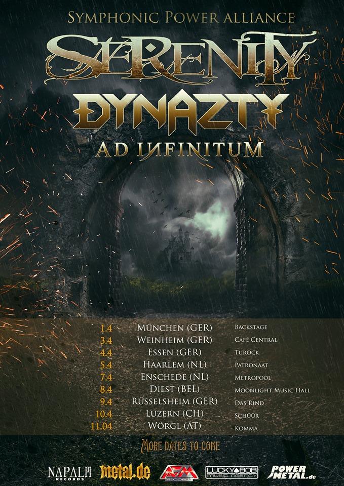 ad infinitum tour